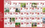 Лунный посевной календарь на июнь 2018 для садовода и огородника: удачные дни, приметы, таблица – выращиваем в теплице