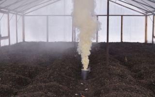 Табачная дымовая шашка для теплиц гефест: назначение, применение, отличия от серной, фото, видео – выращиваем в теплице