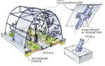 Теплицы из поликарбоната своими руками: фото, как сделать зимний парник, построить из дерева, чертежи, этапы строительства, видео – выращиваем в теплице