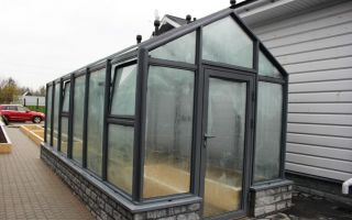 Теплицы из стекла: от производителя, сделанные своим руками, фото стеклянных парников, видео – выращиваем в теплице