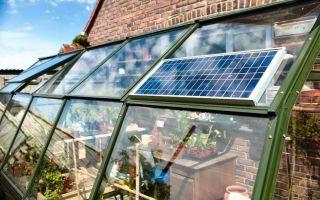 Солнечные батареи для теплицы: углекислый газ, снип, изготовление из холодильника, фото, видео – выращиваем в теплице
