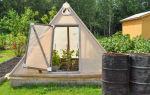 Теплицы пирамиды своими руками: как изготовить и разместить на даче, размеры, фото, видео – выращиваем в теплице